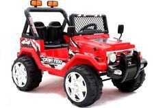 Elektro Kinderfahrzeug Elektroauto Fernbedienung - Raptor 2x45W 2-Sitzer - Rot