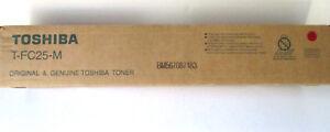 Toshiba Magenta Toner #T-FC25-M New