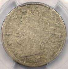New listing 1885 Liberty Nickel 5C - Pcgs Very Good Details (Vg) - Rare Date Certified Coin!