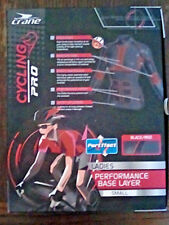 CRANE COMPRESSION CYCLING PRO PERFORMANCE BASE LAYER LADIES WOMENS SMALL TOP NEW