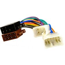 Câble Adaptateur Faisceau ISO autoradio pour Ford Jaguar Lincoln Mazda Nissan Me