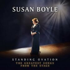 SUSAN BOYLE - STANDING OVATION:THE GREATEST SONGS FROM THE STAGE  CD  POP  NEU