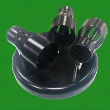 Lámparas de interior sin marca color principal plata de metal