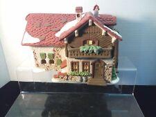 Vtg Rare Dept 56 1987 Alpine Village Series Josef Engel Farmhouse, Pre-owned