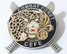 Brevet Commando COMBAT FORET CEFE C.E.F.E 3°REI LÉGION ÉTRANGÈRE / Guyane
