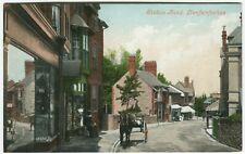 More details for station road, llanfairfechan - caernarvonshire postcard