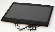 "ORIGINAL DELL DISPLAY COMPLETE 14"" 35,6cm HD ALIENWARE M14X RED P/N 0JC027 O269"