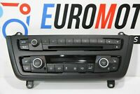 BMW Centralina Automatica a/C Audio Funzionamento Comandi Clima 3er 4er