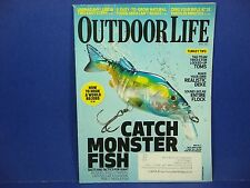 Outdoor Life Magazine April 2012, Catch Monster Fish Turkey Tips M3567