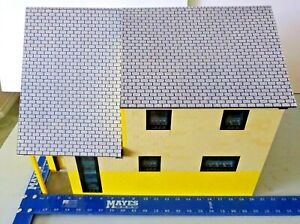 Unique Doll house constructed  of Lego's 1/18 Scale of 1949 Levitt Rancher.