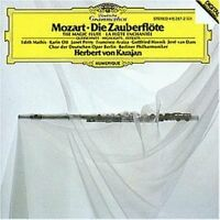 Mozart Die Zauberflöte-Querschnitt (DG, 1981) [CD]