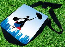 Mary Poppins Borsa a Tracolla Scuola Bambini Uomini Donne, Novità Disney