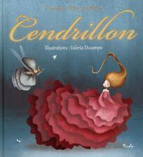 Cendrillon | Album illustré pour enfants