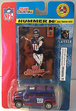 Eli Manning 2004 Ultra Hummer H2 Single RC Giants Rookie Insert Card Fleer 04