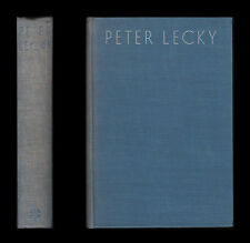 1935 PETER LECKY  Canada Indians 1st WORLD WAR Australia BROOME PEARLING Droving