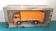 2.6.19.1 camion d'autrefois 1/43 ixo altaya Roman 10.215 1975 Camion Poubelle