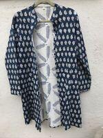 vintage Style quilted Kimono jacket
