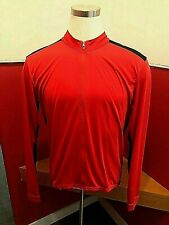 SPECIALIZED MENS RBX SPORT LS JERSEY SIZE SMALL RED/BLACK