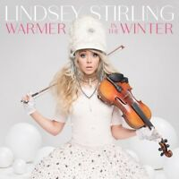 LINDSEY STIRLING - WARMER IN THE WINTER   CD NEW