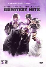 THREE 6 MAFIA 8BALL MJG 50 MUSIC VIDEOS RAP HIP HOP YO GOTTI UGK RICK ROSS BUN B