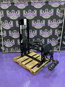 Body Masters S110A Standing Leg Curl – Fully Adjustable - BUYER PAYS SHIPPING
