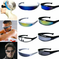 New Cool New Stylish Robot Personality Mens Sunglasses UV400 Lenses Protection