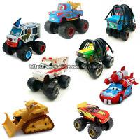 Disney Pixar Cars Toon Tormentor, Dr.Feel Bad, Frightening McMean Monster Truck