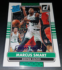 Marcus Smart 2014-15 Donruss PRESS PROOF PURPLE Rookie Card (#'d 085/199)