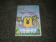 WOW WOW WUBBZY-WOW WOW WUBBZY: WUBBZY`S EGG-CELLENT EASTER  DVD NEW! Free Ship!