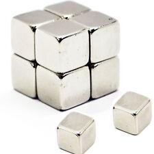 10 5 mm x 5 mm x 5 mm forte Cube Aimants en néodyme 1.1 kg PULL POWER