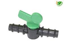 Válvula de cierre o regulación para tubo de 16 mm * Valvula Llave de Paso Grifo