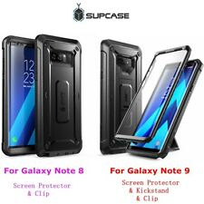 For Samsung Galaxy Note 8 / Note 9, SUPCASE Full Body Dual Layer Case Hard Cover