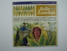 The Wonderful World Of Julie London Vinyl LP Record Album LST-7324