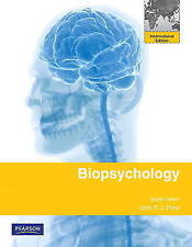 Biopsychology Plus MyPsychLab Student Access Code Card By John P.J. Pinel, . .