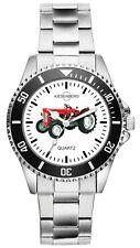 Geschenk für Massey Ferguson 825 Traktor Trecker Fahrer Fans Kiesenberg Uhr 1390