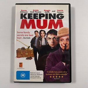 Keeping Mum (DVD 2006) Patrick Swayze Maggie Smith Region 4