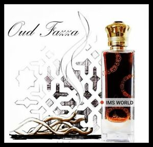 Oud Fazza By Ard Al ZaafaranUnisex Arabic Perfume Spray Eau De Parfum 100ml