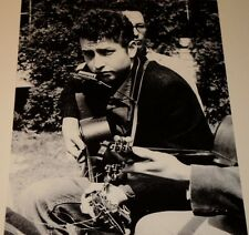 Bob Dylan / 8 X 10 B&W Photo