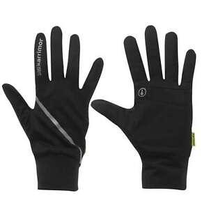Karrimor Mens Run Glove Gloves Lightweight Warm Moisture Wicking