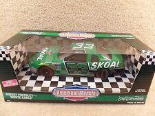 New 1995 Ertl American Muscle 1:18 NASCAR Robert Pressley Skoal Bandit Monte