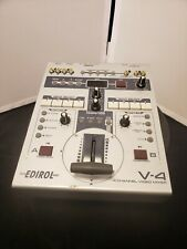 Edirol V-4 4-Channel Video Mixer with Effects