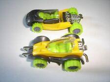 Cybercars Design Model Cars Set 1:87 H0 - Kinder Surprise Plastic Miniatures