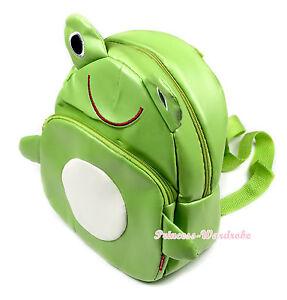 Various Panda Cat Frog Turtle Pig Rabbit Penguin Bee Kids Backpack School Bag