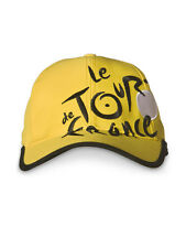 Tour de France Logo Cap in Winner's yellow.