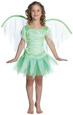 Lime Green Fantasy Fairy Child Costume with Wings CLOSEOUT 7-10