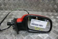 Rétroviseur droit électrique + Sonde t° - Peugeot 307 code EKB rouge vallelunga
