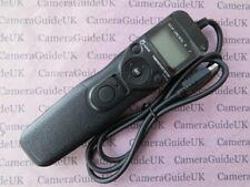 TIMER REMOTE SHUTTER RELEASE CONTROL FOR NIKON D5100 D5000 D3300 D3200 D3100 D90