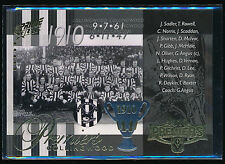 Select 2013 Prime Collingwood 1910 Premiership Commemorative Card PC93