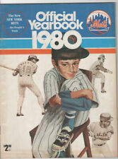 New York Mets  1980 Yearbook