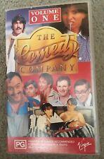 The Comedy Company Volume 1 VHS TAPE (classic Australian comedy series) * rare *